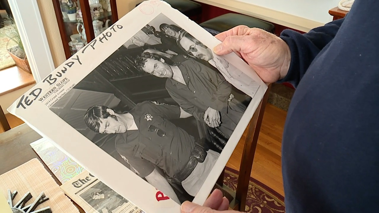 Evil is real': Former sheriff, photographer reflect on