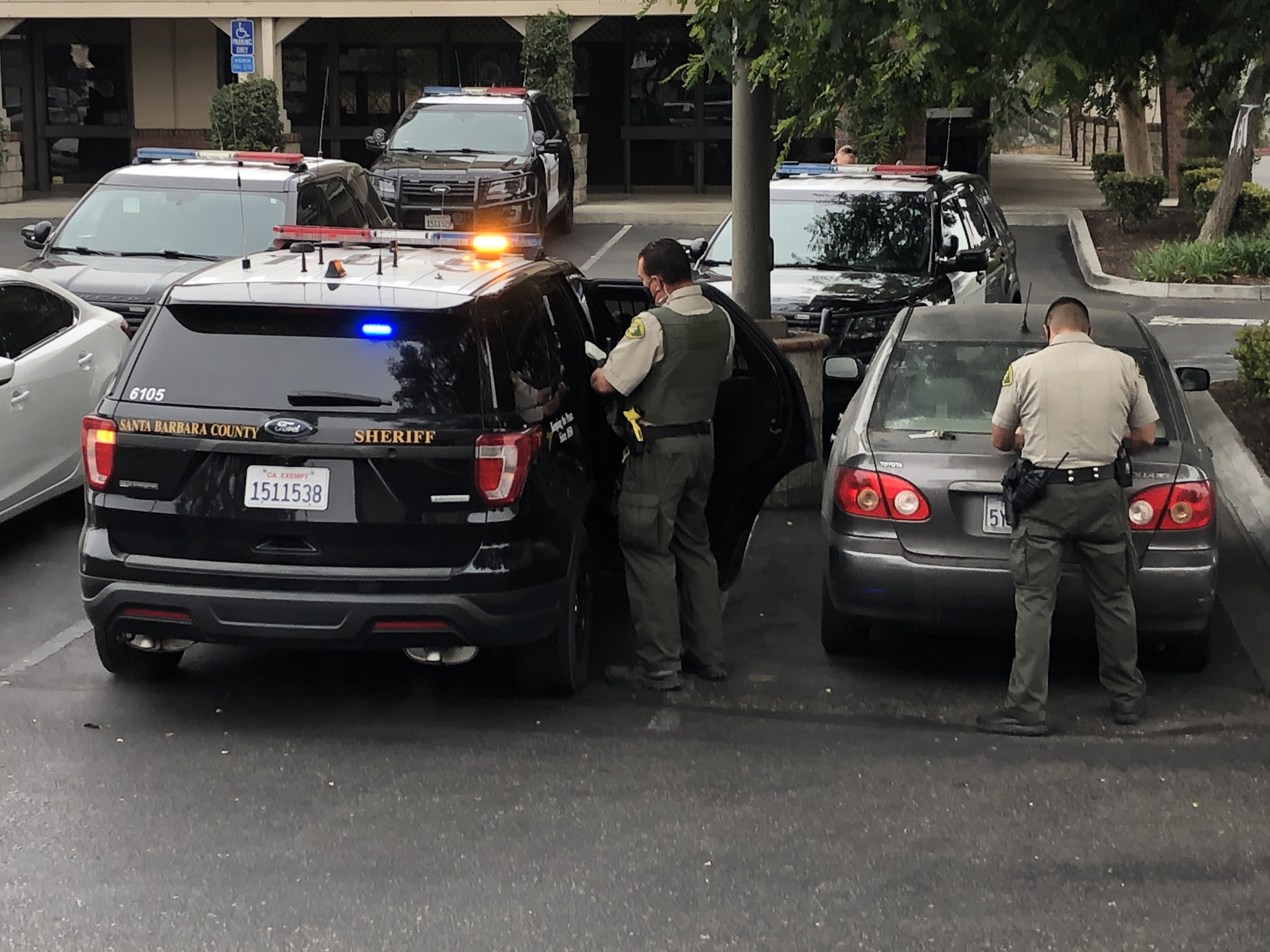 Driver arrested following Orcutt road rage incident, officials say