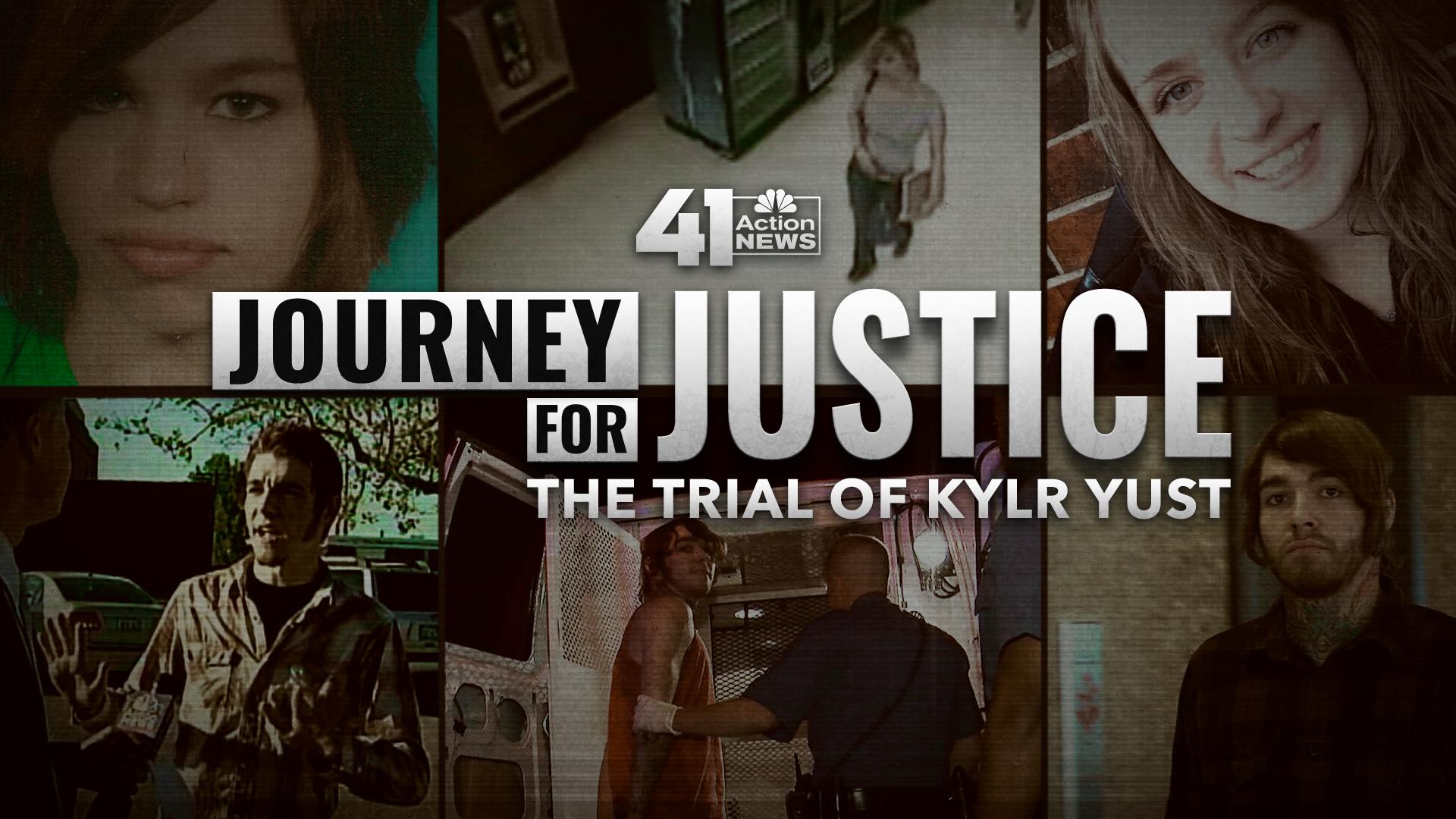 Kylr Yust trial update No. 11