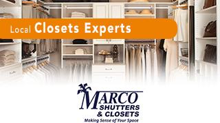 Marco Closets & Shutters