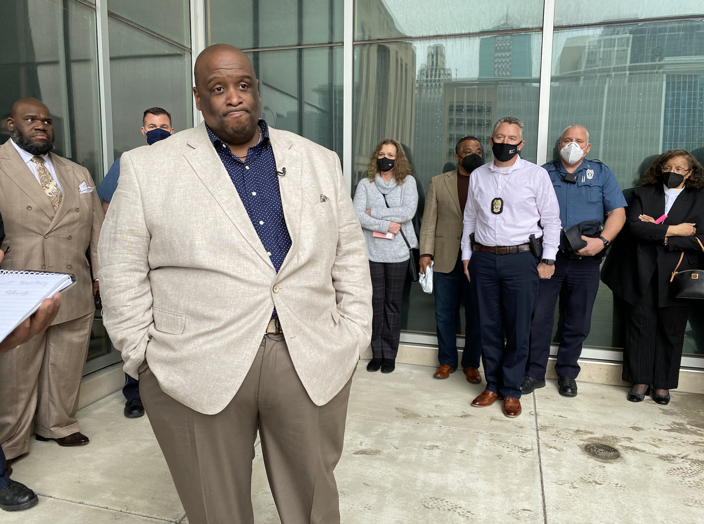 KCPD, faith leaders discuss potential protests amid the Derek Chauvin trial