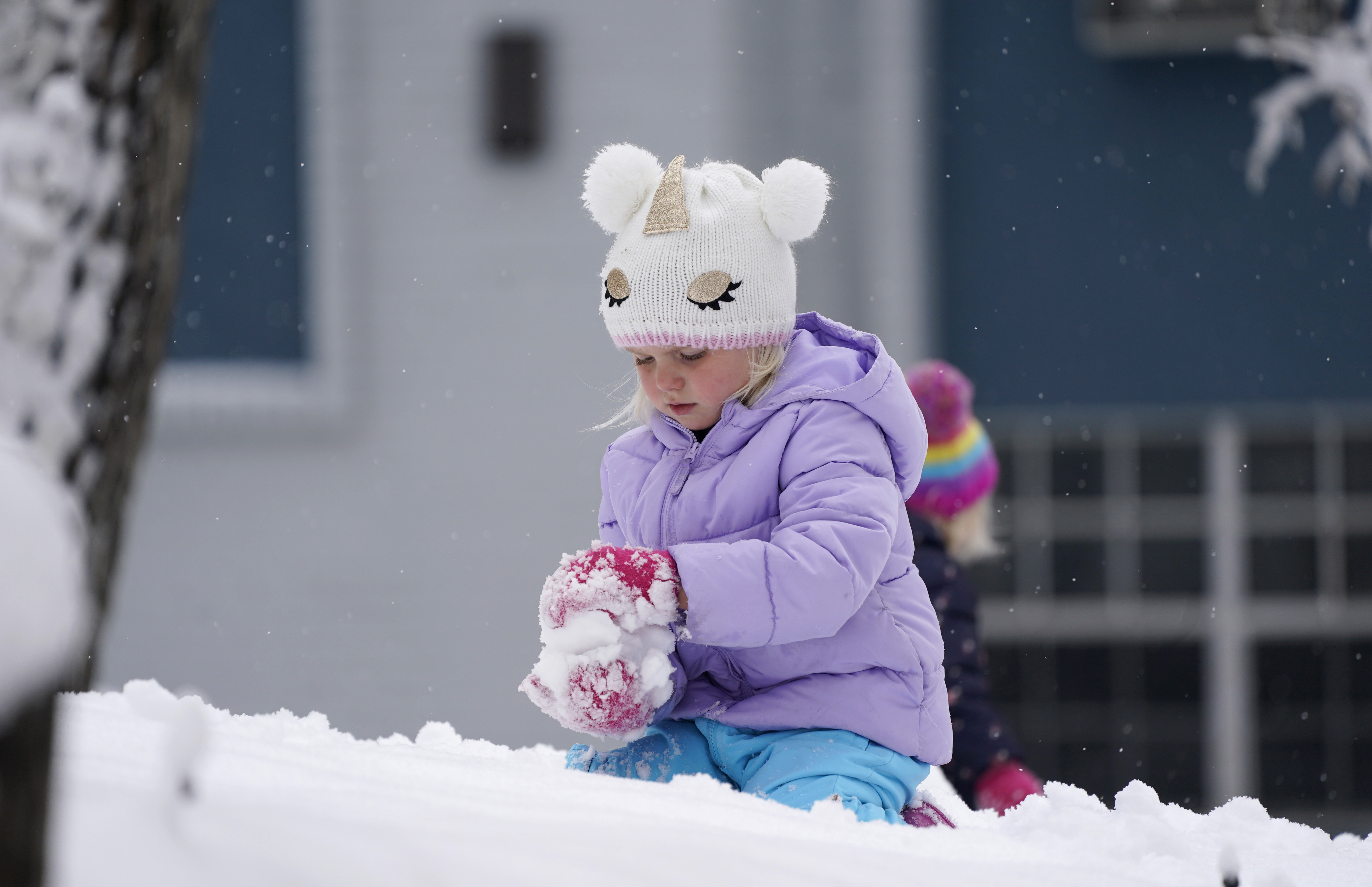 Snow totals for April 15-16, 2021, Colorado snowstorm