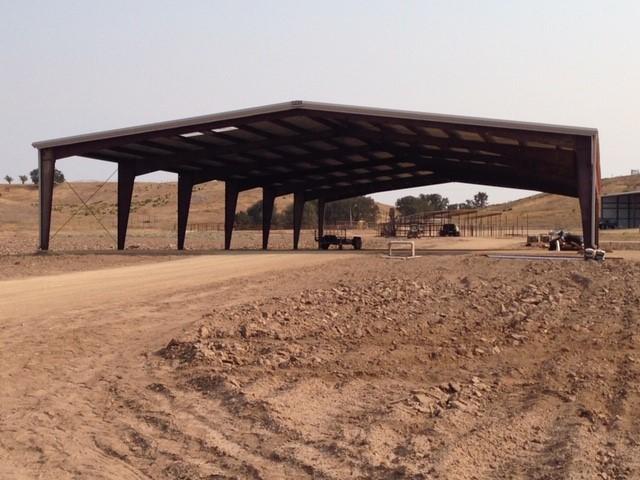 Horse sanctuary establishing location in Paso Robles
