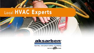 Aksarben Heating and Cooling logo
