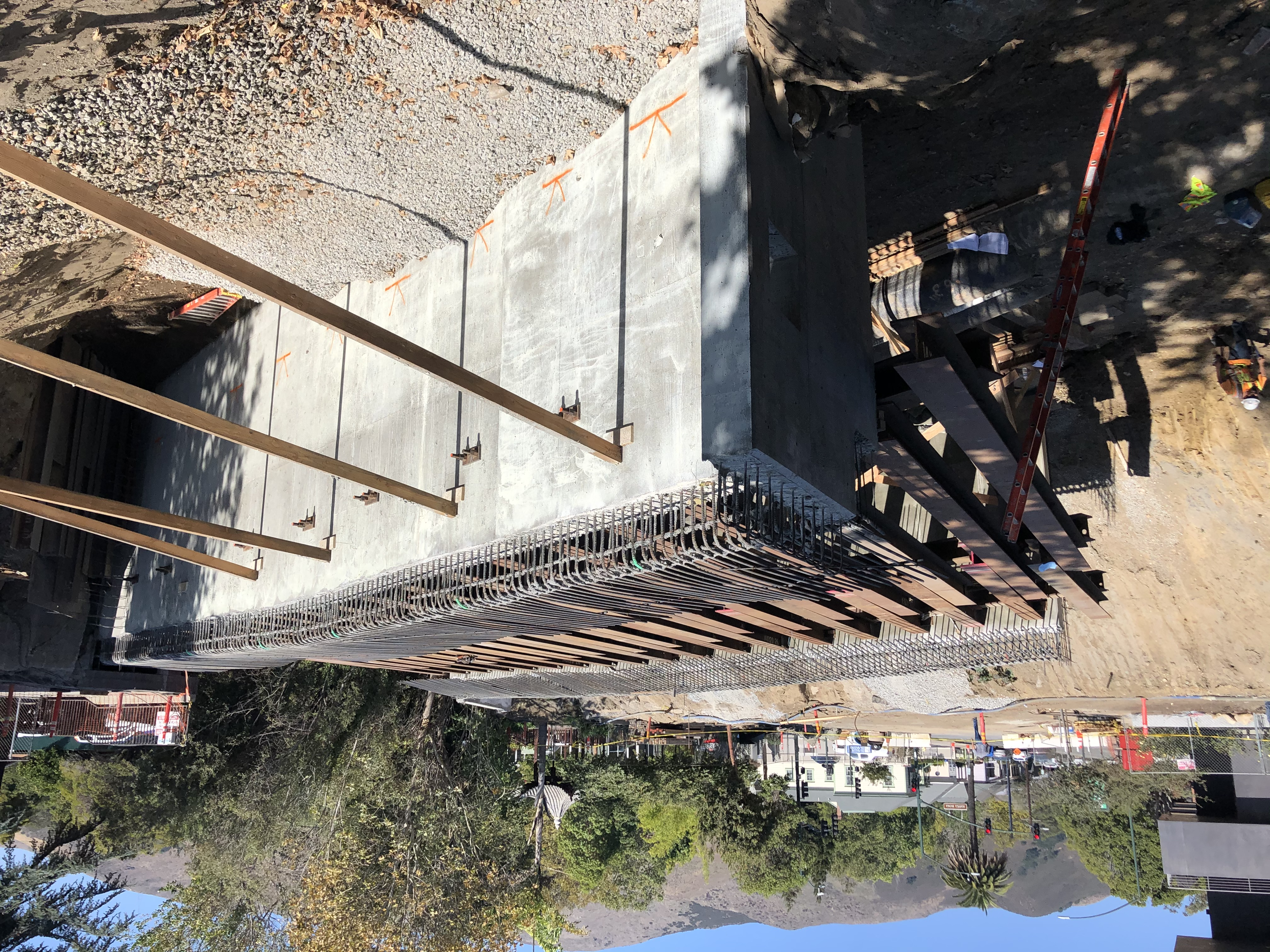 Update on Marsh St. bridge replacement