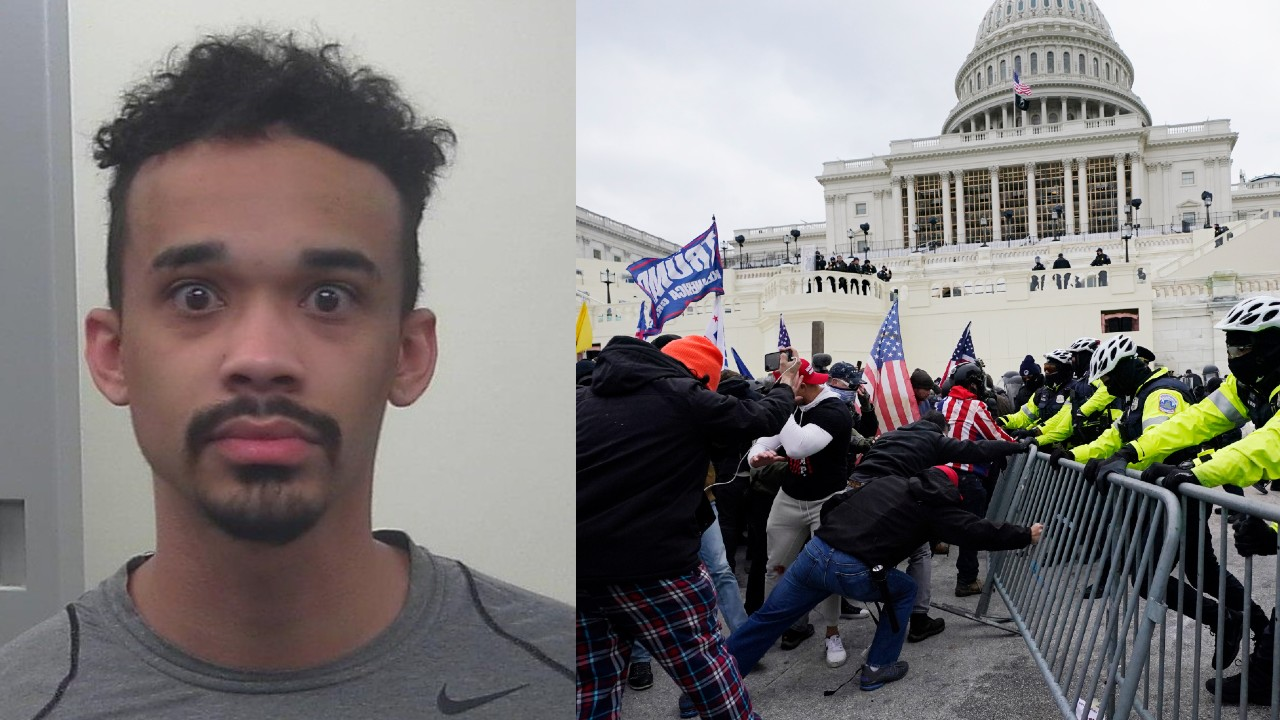 Utahn accused in Capitol riot asks judge to suppress his interview with FBI