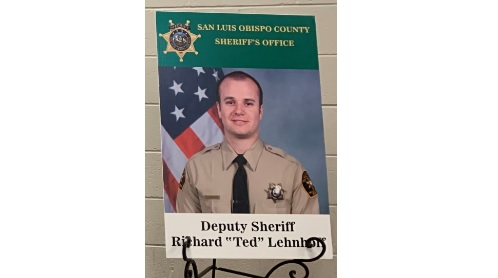 Deputy shot in Templeton officer-involved shooting said to be in 'good spirits'