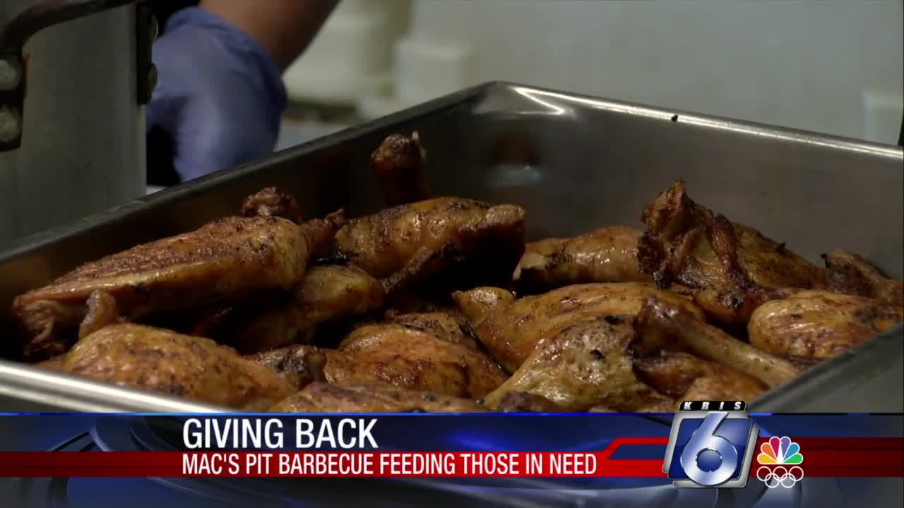 Rockport restaurant helps those in need