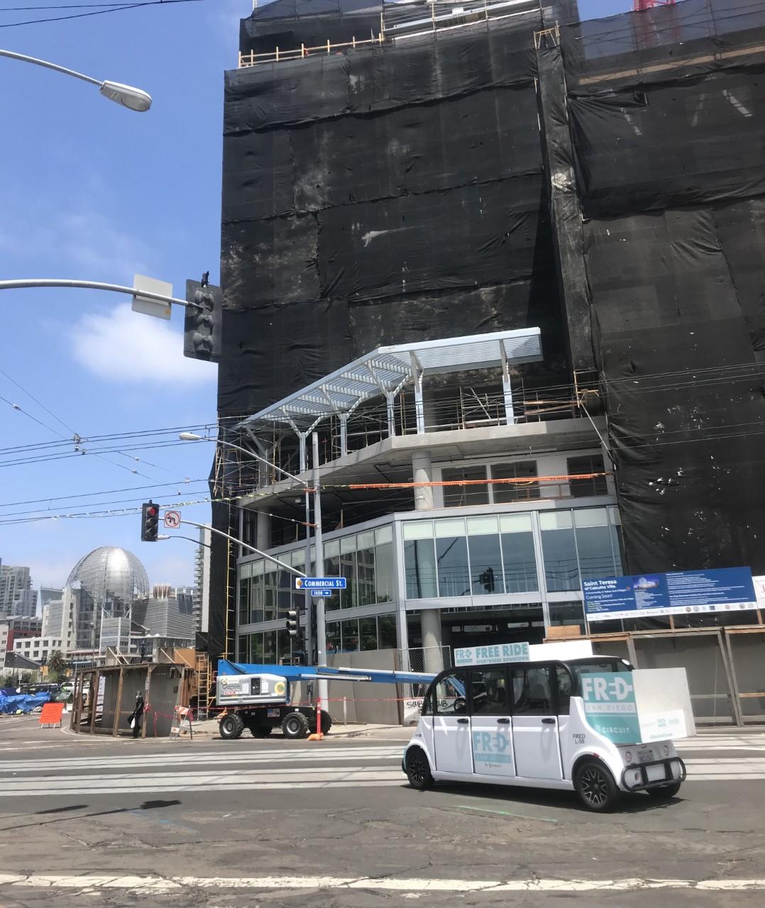 Saint Teresa of Calcutta Villa development taking shape downtown