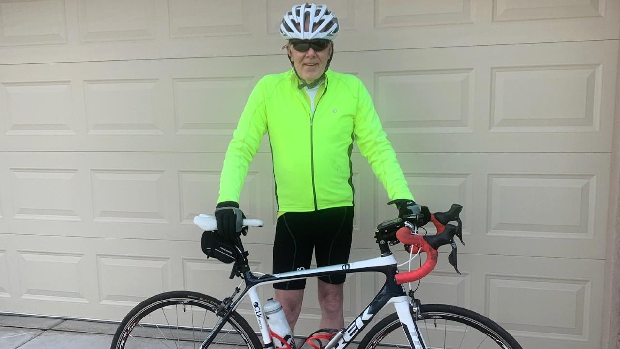 Bicycle rider killed on Utah highway after debris lodges in wheel
