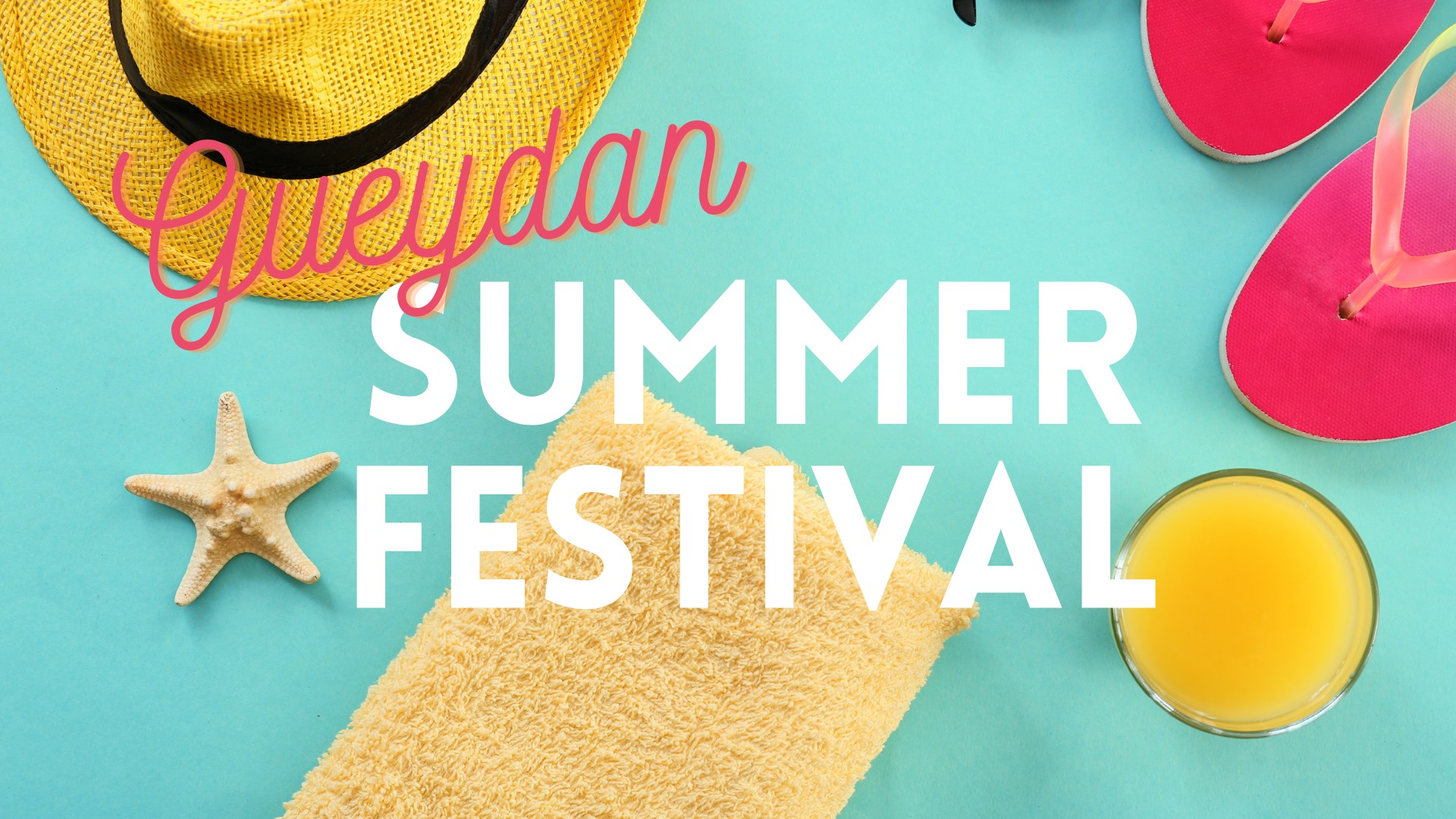 LDH to host Gueydan summer festival