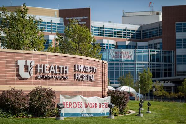Crews respond to Hazmat incident at University of Utah Hospital
