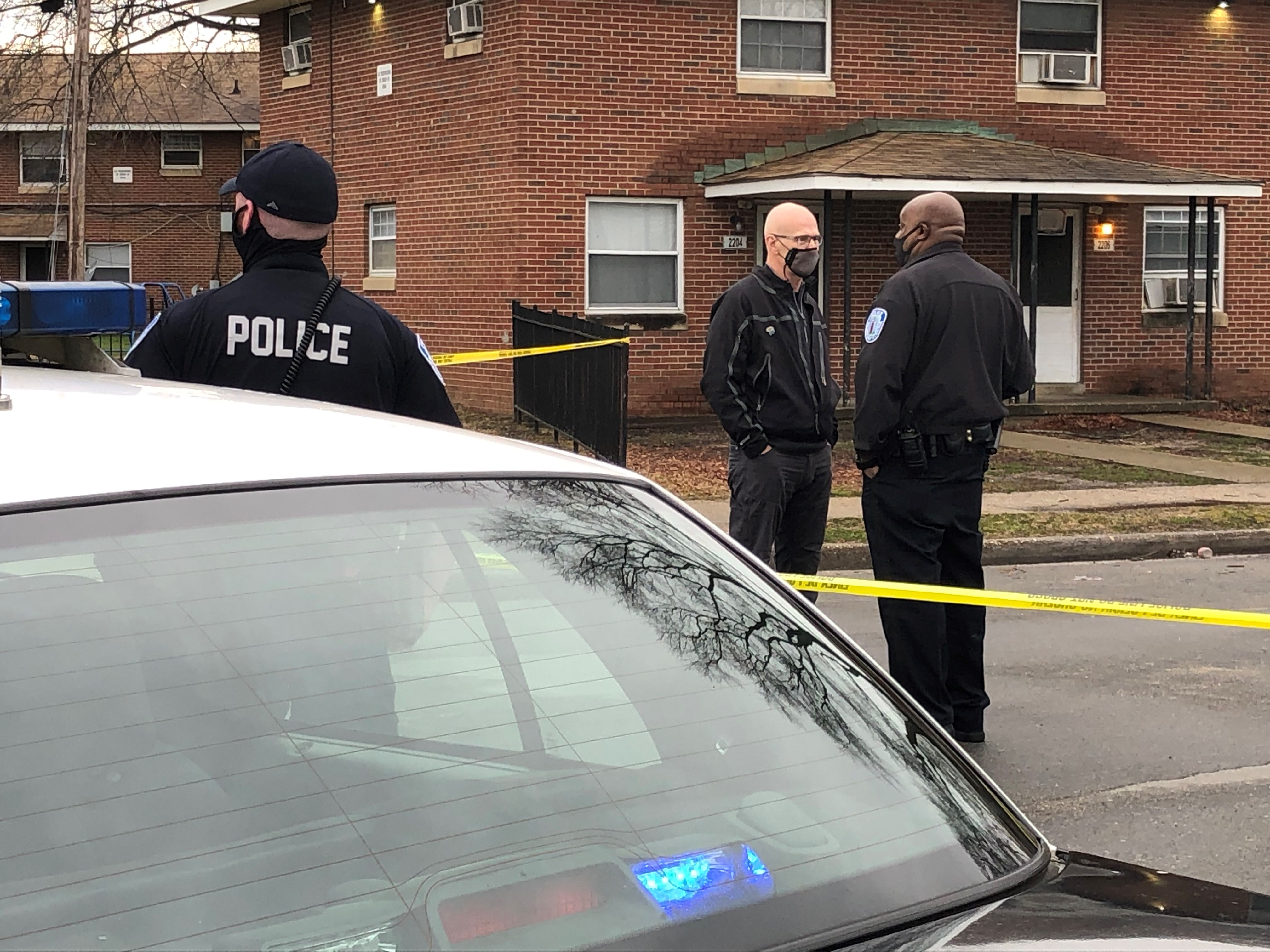 Man charged with murder in homicide at Richmond home